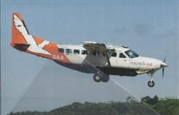 Sounds Air ZK-SAA Cessna 2088 Wellington - 1946-....: Era Moderna