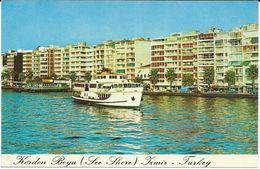 Turkey - Izmir - Boat - Turchia