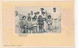 H43 - RUSSIE - VLADIWOSTOK - Famille Russe - Russie