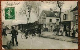 Pressoir Prompt Rue De Paris - France