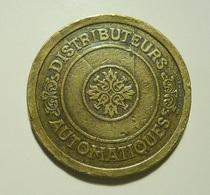 Token Or Medal * Distributeurs Automatiques - France