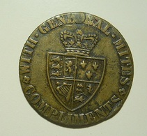 Token Or Medal To Identify * Edwards - Unclassified