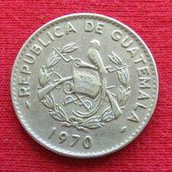Guatemala 10 Centavos 1970 KM# 267 - Guatemala