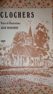Clochers Texte & Illustrations  Jean PEDEBOEUF - Picardie - Nord-Pas-de-Calais