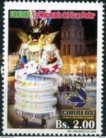 Bolivia 2016 ** CEFIBOL 2290. Folklore: Morenada Del Gran Poder. See Desc. - Bolivia