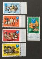 Rwanda - MNH** - 1971 - # 431/435 - Rwanda