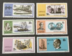 Rwanda - MNH** - 1974 - # 587/592 - Rwanda