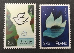 Aland  - MNH** - 1995  - #  114/115 - Aland