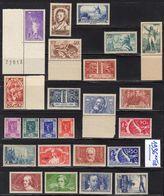 Année Complète 1936 Sans N° 321 Neuf ** TTB à 19% De La Cote. - France