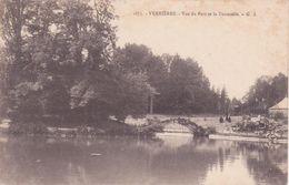 CPA - 1675. VERRIERES -   Vue Du Parc Et La Passerelle - France