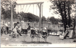 14 HOULGATE - Au Sporting, Les Enfants S'amusent - Houlgate