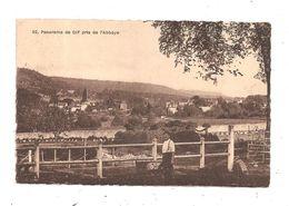 Panorama De Gif Pris De L'Abbaye--(C.3378) - Gif Sur Yvette