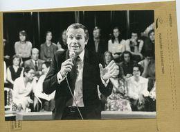 Le Comédien , Imitateur  PIERRE DOUGLAS  En 1985 - Personnes Identifiées