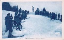 Sports D Hiver - Concours De Saut A Ski - Winter Sports