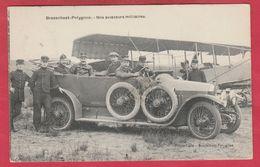 Brasschaet-Polygone - Nos Aviateurs Militaires - 1922 ( Verso Zien ) - Brasschaat