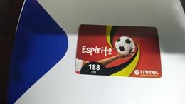 Angola-espirito-(7)-(188utt)-31.12.2013-used+1card Prepiad Free - Angola