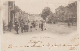 Baccarat Lot De 3 Cartes Postales Anciennes - Baccarat