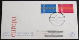NIEDERLANDE 1971 Mi-Nr. 963/64 CEPT FDC - Europa-CEPT