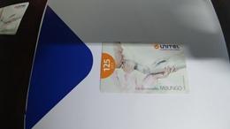 Angola-mbungo-(18)-(125utt)-31.12.2010-used+1card Prepiad Free - Angola