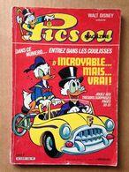 Disney - Picsou Magazine ° Année 1983 - N°135 (avec Grand Défaut D'usure) - Picsou Magazine