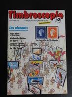 Timbroscopie N°2 - Avril 1984 - Dossier  Type Blanc - Tijdschriften