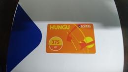Angola-hungu-(31)-(375utt)-31.12.2016used+1card Prepiad Free - Angola