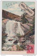 Colorado - Cpa / Ramona Falls, North Cheyenne Canon. - Etats-Unis