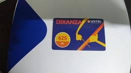 Angola-hungu-(32)-(625utt)-31.12.2016used+1card Prepiad Free - Angola