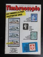 Timbroscopie N°6 - Septembre 1984 - - Tijdschriften