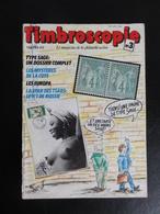 Timbroscopie N°3 - Mai 1984 - Dossier Type Sage - Tijdschriften