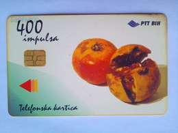 400 Units Apples - Bosnia