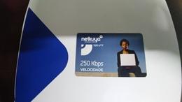 Angola-netkuya-(33)-(250kbps-1125utt)-mint+1card Prepiad Free - Angola