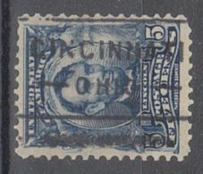USA Precancel Vorausentwertung Preo, Locals Ohio, Cincinnati 304-L-2 R, Classic Catalog 4 $ - Vereinigte Staaten