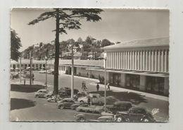 Cp, Automobiles , Chemin De Fer , LA GARE , 86 , POITIERS , Vierge , Ed. Cap - Gares - Sans Trains