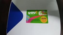 Angola-uau-(36)-(8.500akz-1180utt)-mint+1card Prepiad Free - Angola