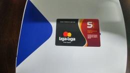 Angola-liga-liga-(37)-(sample Card)+1card Prepiad Free - Angola