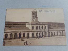 TIRLEMONT / TIENEN : De Statie - La Gare - Belgique