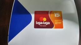 Angola-liga-liga-(38)-(sample Card)+1card Prepiad Free - Angola