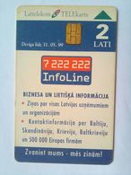 Hansa Bank 2 Lati - Latvia