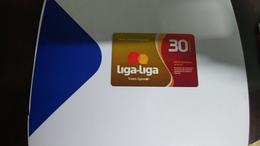 Angola-liga-liga-(40)-(sample Card)-+1card Prepiad Free - Angola