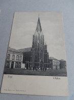 FAYT : L'église - Belgique