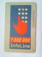 Infoline 2 Lati - Latvia
