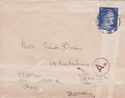 Enveloppe Vide Du Betriebslager  An Der Aue Zschopau In Saxen - WW II