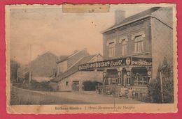 Rotheux-Rimière - L'Hôtel-Restaurant Du Neupré ... Pub : Bières Piedboeuf  ( Voir Verso ) - Neupré