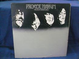 Procol Harum 33t Vinyle Broken Barricades Cut Cover - Disco, Pop