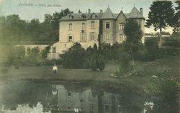 Vielsalm Villa Des Etfats (Effats ?)1908 Rare - Vielsalm