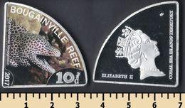 Bougainville Reef 10 Dollars 2017 - Monnaies