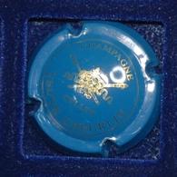 1 Plaque De Muselet De Champagne Veuve Cheurlin - Autres