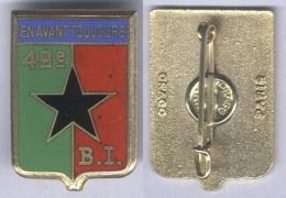 Insigne Du 49e Bataillon D'Infanterie - Armée De Terre