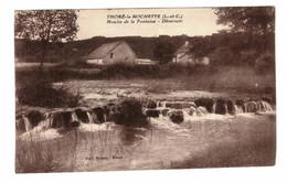 41 - Thoré La Rochette - Moulin De La Fontaine - Déversoir - Autres Communes